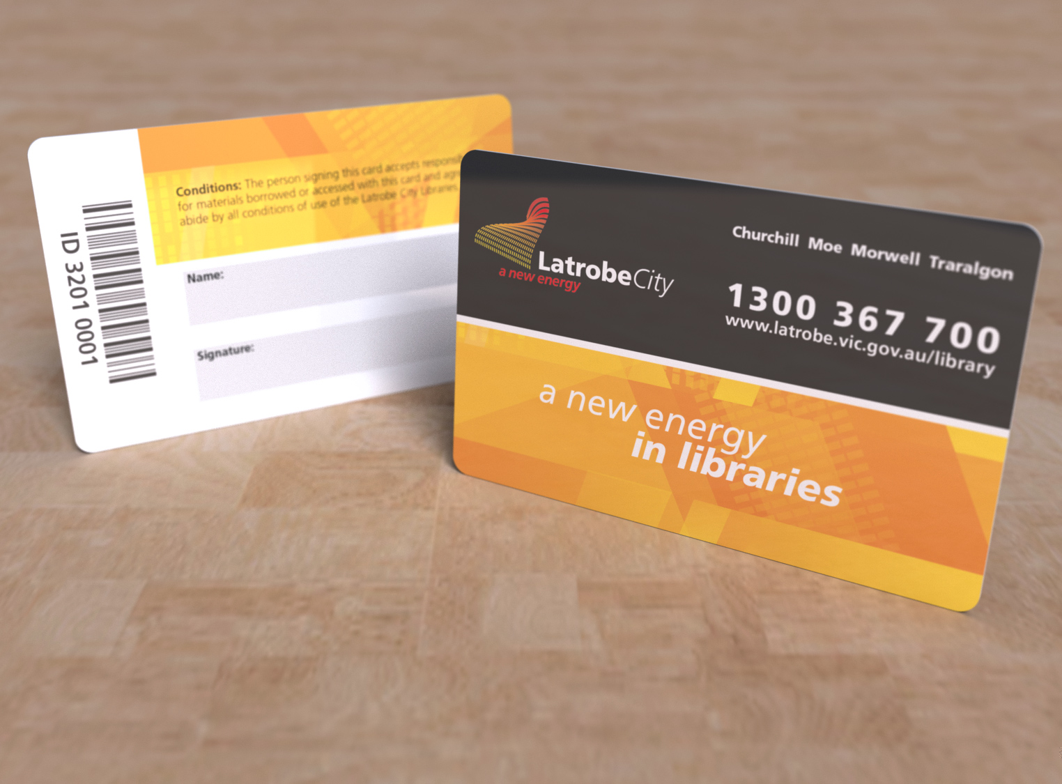 Libraries Express Card