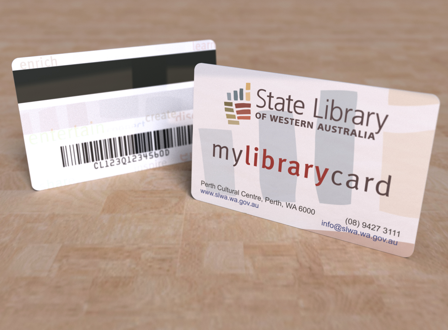 Libraries express card state library of wa reheart Choice Image