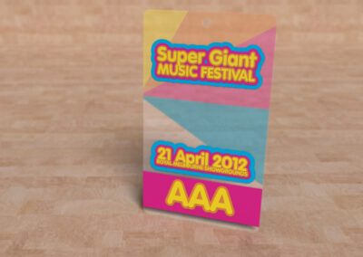Super Giant Music Festival