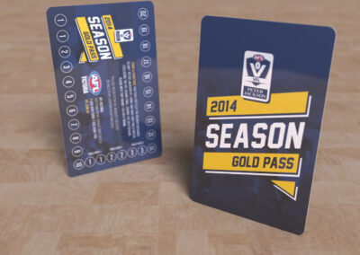 VFL 2014 Season Pass