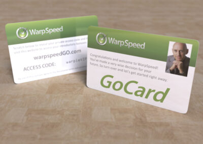 WarpSpeed GoCard