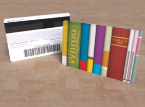 Whroo Public Library - Library Card