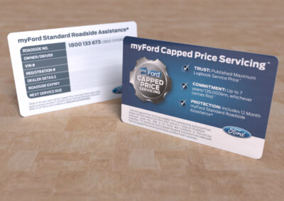 myFord Capped Price Servicing