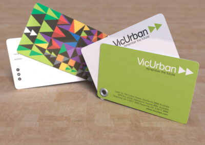 VicUrban Luggage Tags