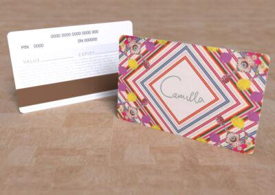 Camilla Gift Card