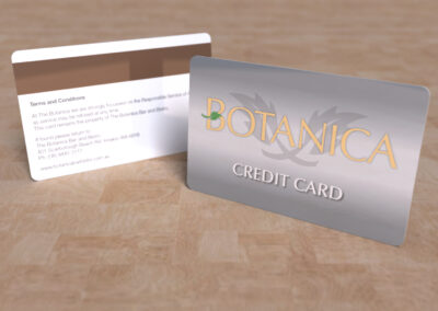 Botanica - Credit Card