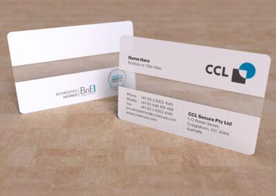 CCL - English