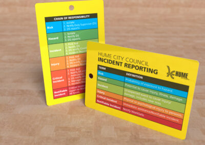 Hume City Council - Incident Reporting