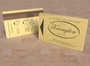 Kevington Hotel - Door Card