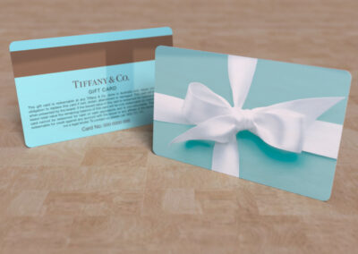 Tiffany & Co. » Gift Card