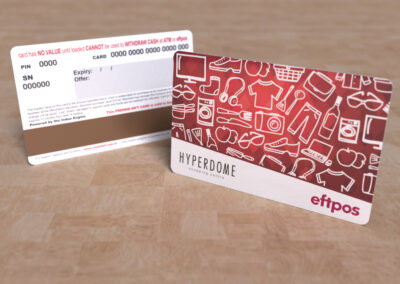 Tuggeranong Hyperdome Shopping Centre » Gift Card