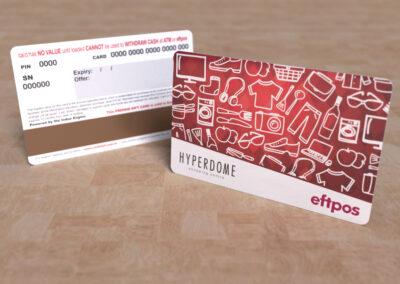 Tuggeranong Hyperdome Shopping Centre » Gift Card