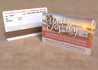 Yass Valley Business Chamber » Gift Card