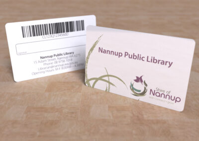 Nannup Public Library