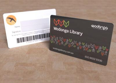 Wodonga Library